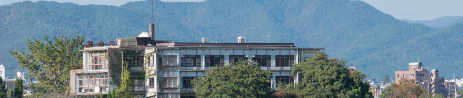 亀岡商工会館 2022年2月解体予定