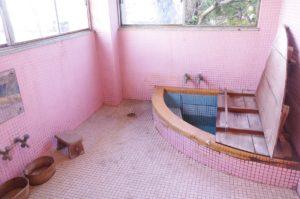 亀岡商工会館 家族風呂